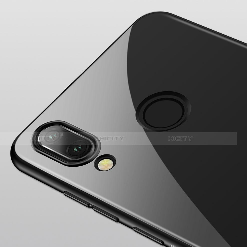 Huawei Nova 3e用極薄ソフトケース シリコンケース 耐衝撃 全面保護 S05 ファーウェイ