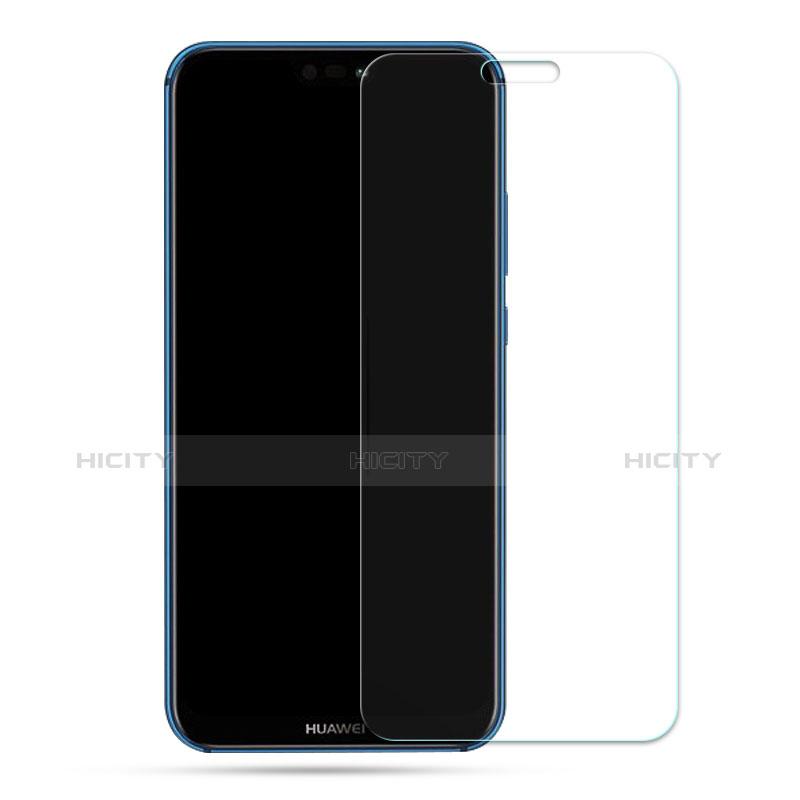 Huawei Nova 3e用強化ガラス 液晶保護フィルム ファーウェイ クリア