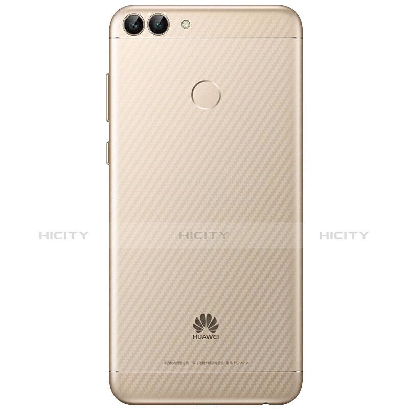 Huawei P Smart用背面保護フィルム 背面フィルム ファーウェイ クリア