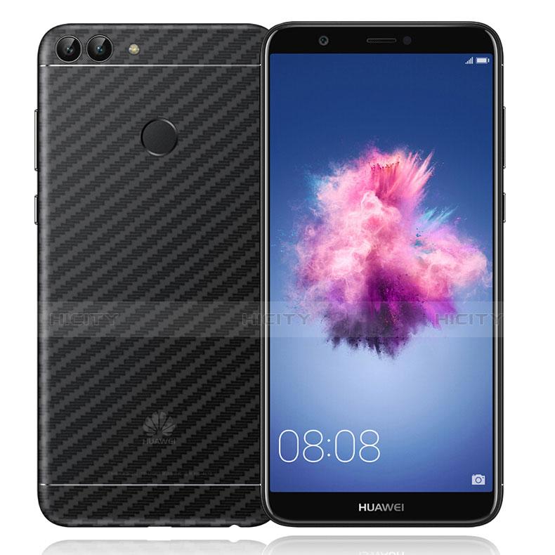 Huawei P Smart用背面保護フィルム 背面フィルム B02 ファーウェイ クリア