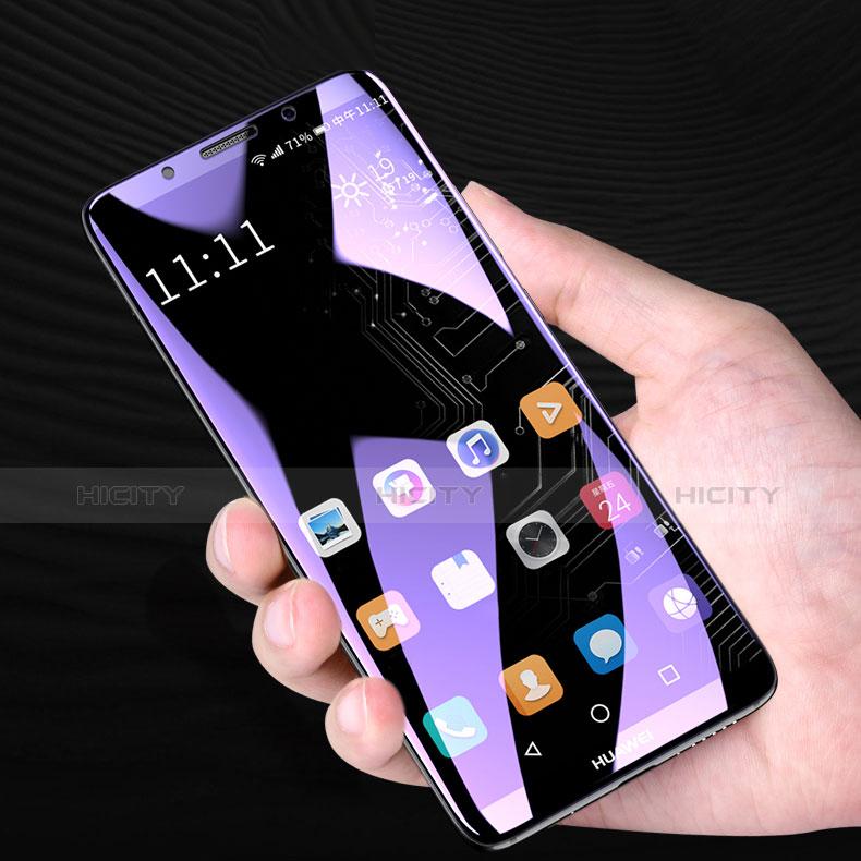 Huawei P Smart用アンチグレア ブルーライト 強化ガラス 液晶保護フィルム ファーウェイ クリア