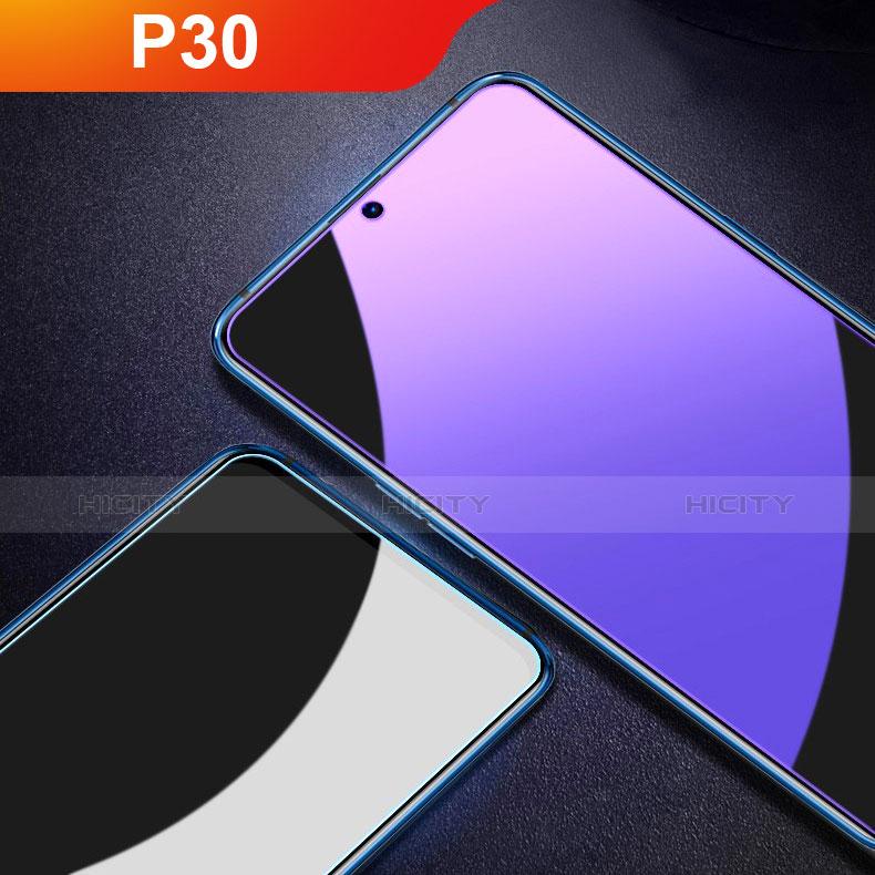 Huawei P30用アンチグレア ブルーライト 強化ガラス 液晶保護フィルム ファーウェイ クリア