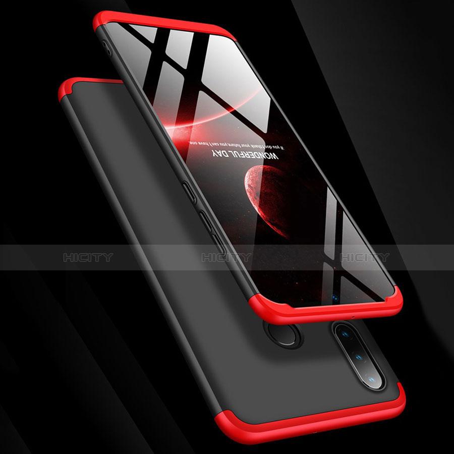 Huawei P30 Lite用ハードケース プラスチック 質感もマット 前面と背面 360度 フルカバー ファーウェイ