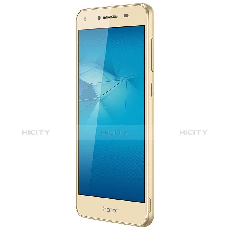 Huawei Y5 II Y5 2用強化ガラス 液晶保護フィルム ファーウェイ クリア