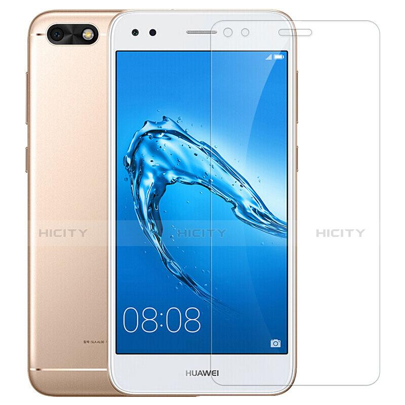 Huawei Y6 Pro (2017)用強化ガラス 液晶保護フィルム ファーウェイ クリア