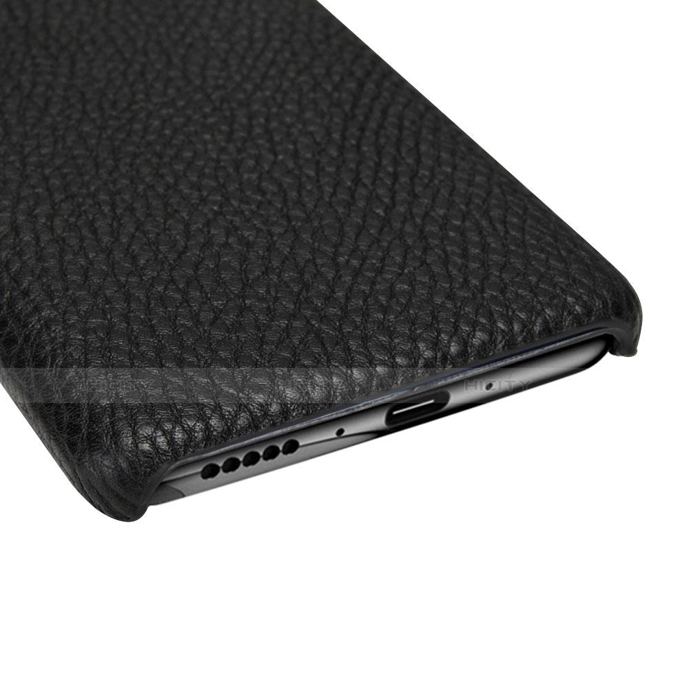 OnePlus 7 Pro用ケース 高級感 手触り良いレザー柄 S01 OnePlus