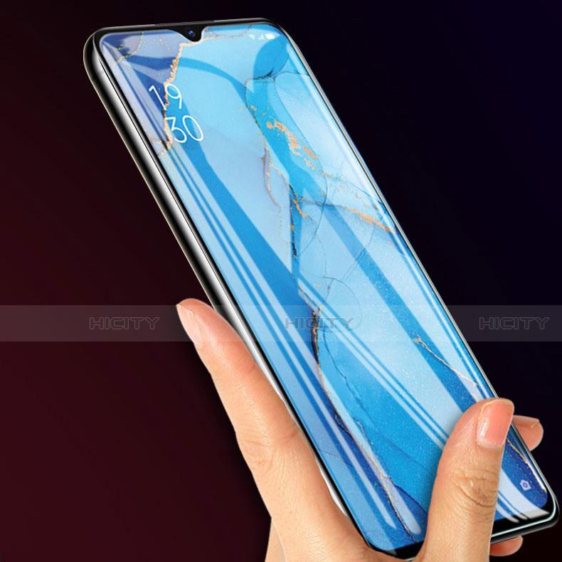 Oppo Reno3 A用強化ガラス 液晶保護フィルム T02 Oppo クリア