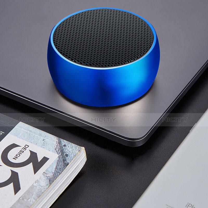 Bluetoothミニスピーカー ポータブルで高音質 ポータブルスピーカー S25 ネイビー
