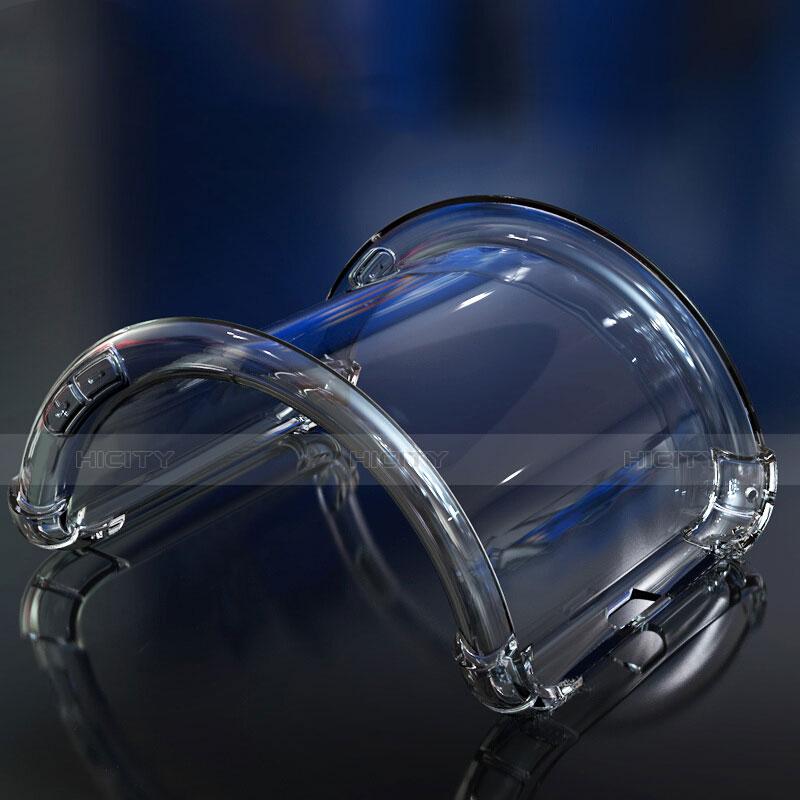 Samsung Galaxy A9 Star Lite用極薄ソフトケース シリコンケース 耐衝撃 全面保護 クリア透明 T03 サムスン クリア