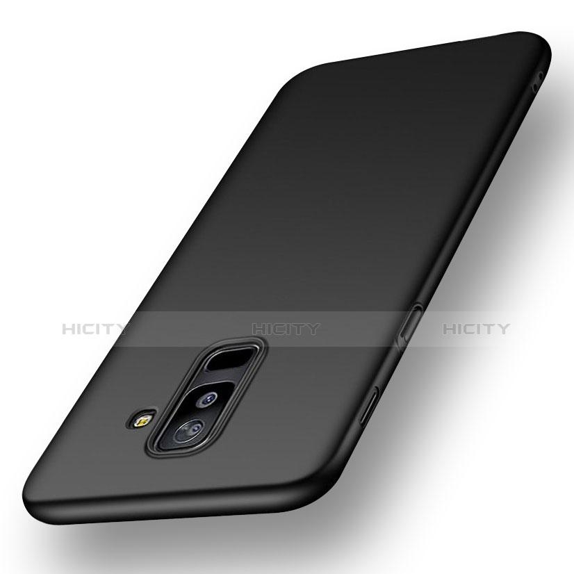 Samsung Galaxy A9 Star Lite用極薄ソフトケース シリコンケース 耐衝撃 全面保護 S02 サムスン ブラック