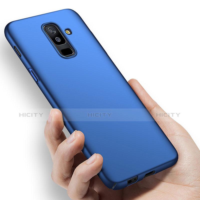 Samsung Galaxy A9 Star Lite用ハードケース プラスチック 質感もマット M03 サムスン ネイビー