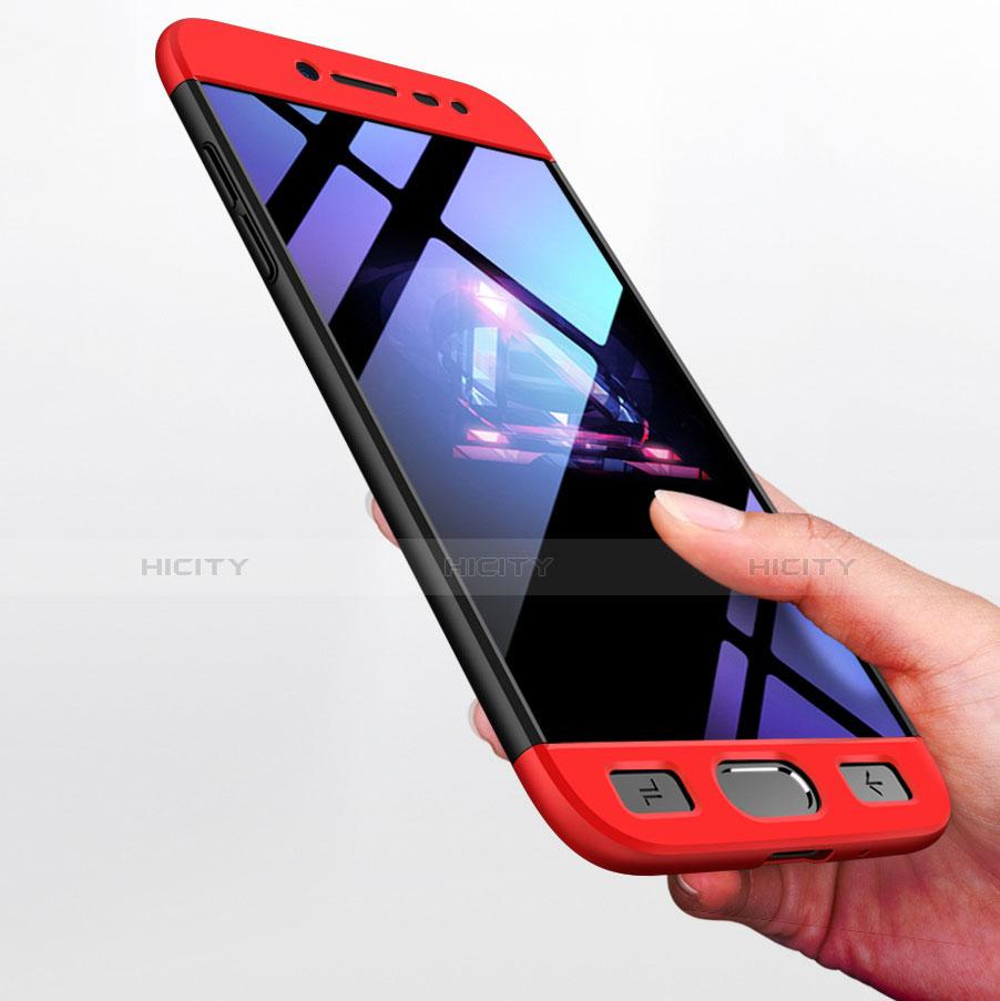 Samsung Galaxy J2 Pro (2018) J250F用ハードケース プラスチック 質感もマット 前面と背面 360度 フルカバー サムスン
