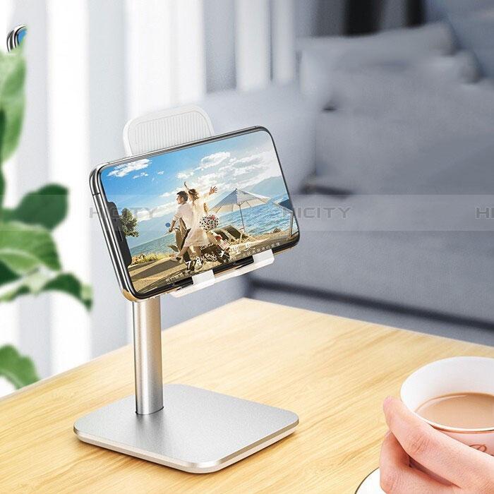 スタンドタイプのスマートフォン ホルダー ユニバーサル H01