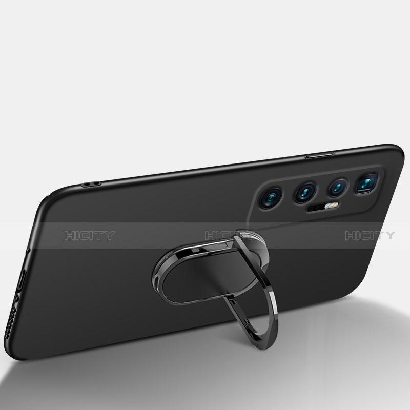 Xiaomi Mi 10 Ultra用ハードケース プラスチック 質感もマット アンド指輪 マグネット式 A01 Xiaomi