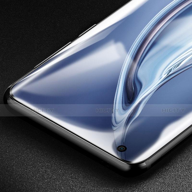 Xiaomi Mi 10 Ultra用強化ガラス フル液晶保護フィルム F02 Xiaomi ブラック