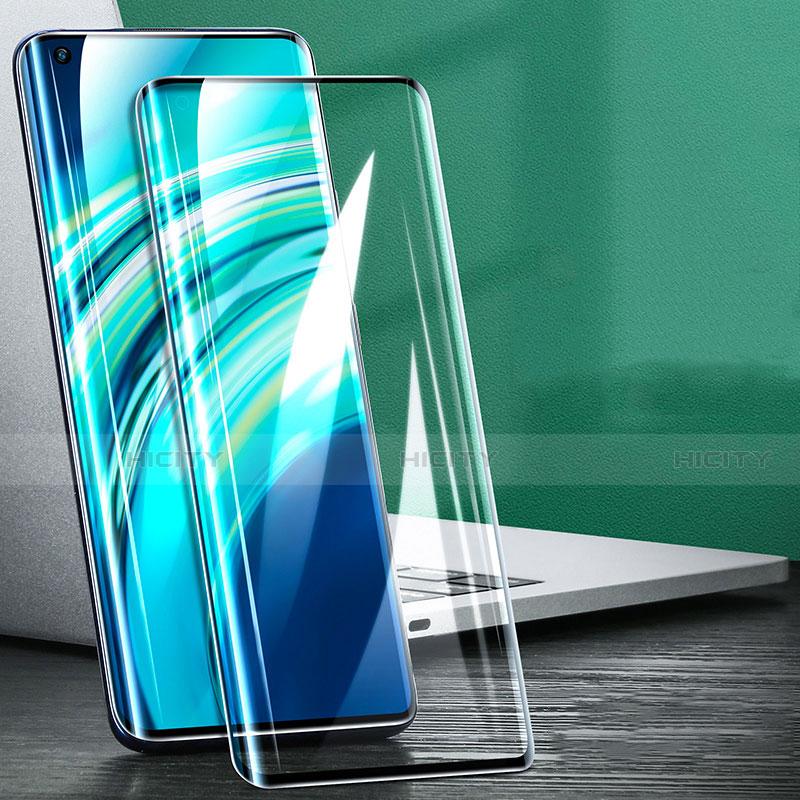 Xiaomi Mi 10 Ultra用強化ガラス フル液晶保護フィルム F03 Xiaomi ブラック