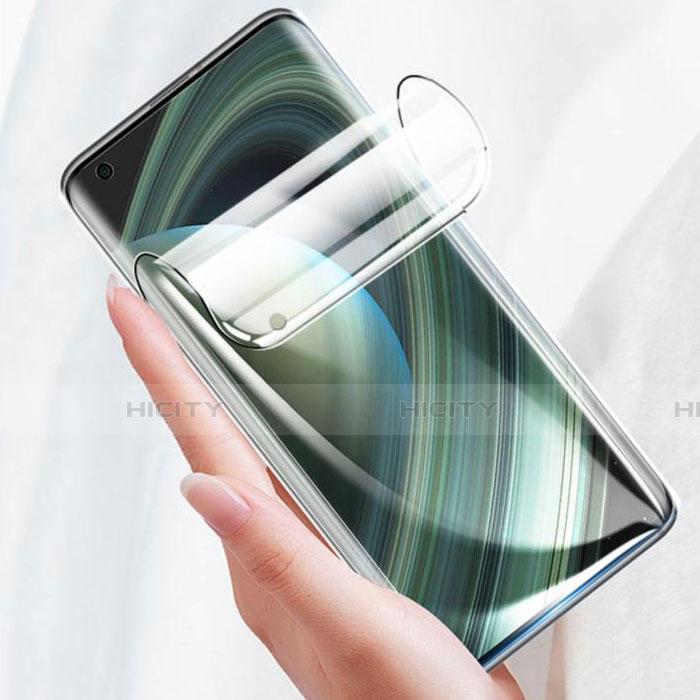 Xiaomi Mi 10 Ultra用高光沢 液晶保護フィルム フルカバレッジ画面 Xiaomi クリア