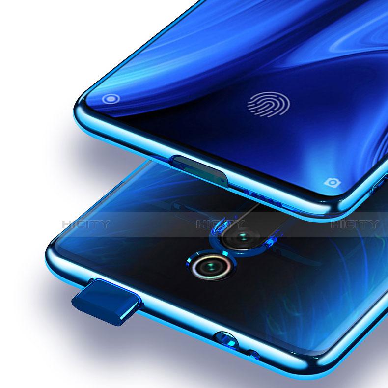 Xiaomi Mi 9T Pro用極薄ソフトケース シリコンケース 耐衝撃 全面保護 クリア透明 H01 Xiaomi