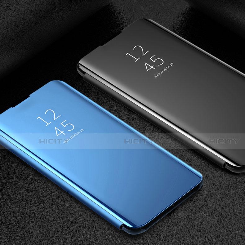 Xiaomi Redmi Note 8T用手帳型 レザーケース スタンド 鏡面 カバー Xiaomi
